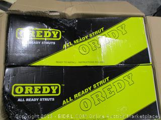 OREDY Front Set Complete Struts & Coil Spring Assembly