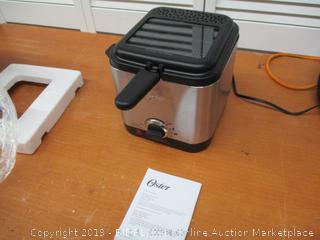 Oster Deep Fryer