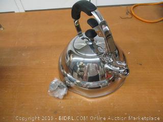 Tea Kettle - Stainless Steel Whistling Teapot