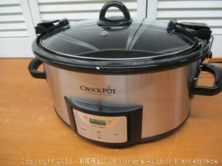Crock-Pot Cook & Carry