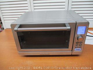 Cuisinart TOB-135N 157 Deluxe Convection Toaster Oven Broiler (Retail $175)