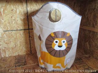 3 Sprouts Baby Storage Basket Organizer Bin Laundry Hamper for Nursery Clothes