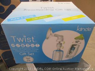 Kiinde Twist Breastfeeding Gift Set Factory Sealed, Opened For Picturing)