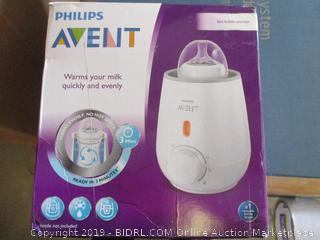Philips Avent Baby Bottle Warmer (Factory Sealed)