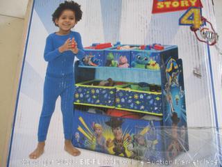 Delta Children Design and Store 6-Bin Toy Storage Organizer (Damaged)