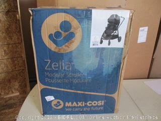 Maxi Cosi- Zelia Modular Stroller- Night Black ($195 Retail)