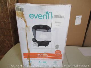 Evenflo- Sonus Convertible Car Seat- Rear Facing + Forward Facing (5- 50lbs)