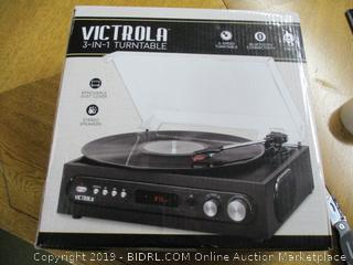 Victrola 3-in-1 Turntable