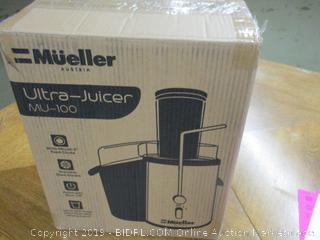 Mueller Austria Ultra Juicer Machine Extractor