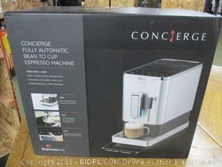 Espressione 8212S Fully Automatic Espresso Machine (Retail $500)