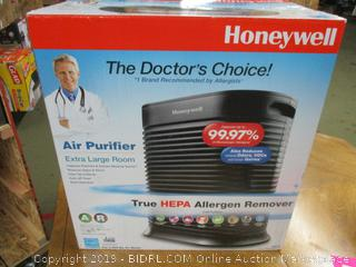 Honeywell Air Purifier (Retail $175)