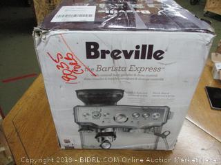 Breville the Barista Express Espresso Machine, BES870XL (Retail $600)