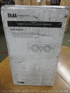 ELAC Debut 2.0 C5.2 Center Speaker (Retail $200)