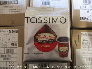 Tassimo Tim Hortons Cafe & Bake Shop T-Discs, 14-Pack