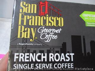 San Francisco Bay Coffee Cups