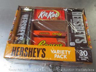 Hershey's Full Size Chocolate Bars