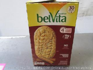 BelVita Cinnamon Brown Sugar