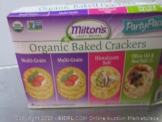 Milton's Baked Crackers