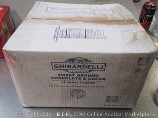 Ghirardelli Gourmet Powder