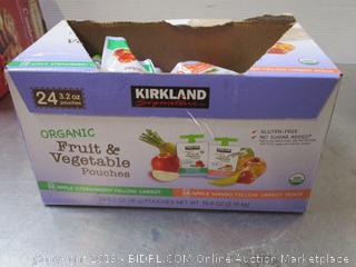 Kirkland Fruit Pouches