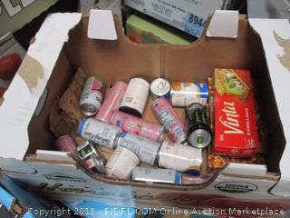 Misc. Box Lot Drinks