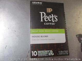 Peet's Coffee Decaf K-Cups