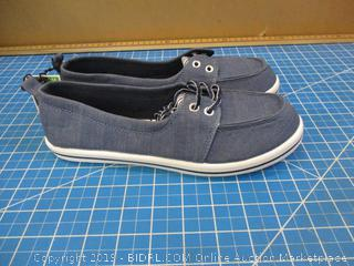 West/Loop womens boat shoes M 7/8