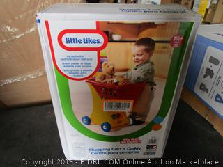 Little Tikes Large Basket and Fold-Down Doll Seat (Factory Sealed)