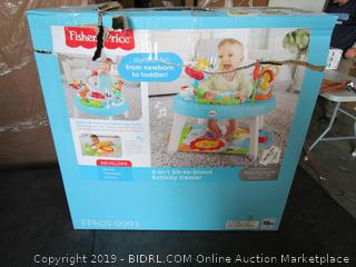 Fisher Price 3-in-1 Sit-to-Stand Activity Center