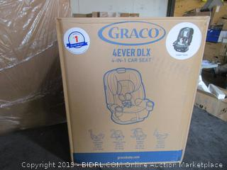 Graco 4Ever DLX 4-in-1 Car Seat (Factory Sealed)