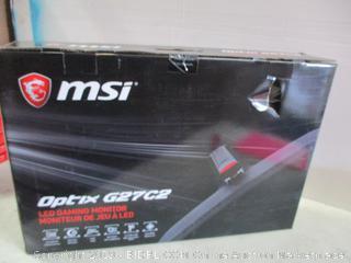 MSi LED Gaming Monitor