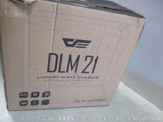 DLM 21 Luxury M-ATX Chassis