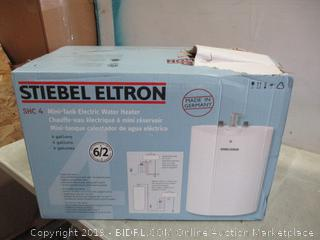 Stiebel Eltron Tankless Electric Water Heater