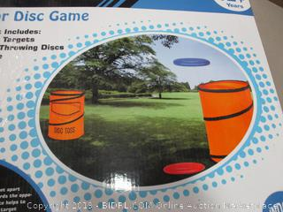 Disc Toss