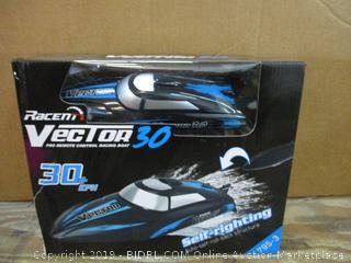 Vector 30 Racing Boat