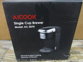 AICOOK Single Cup Brewer