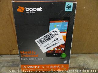 Boost mobile factory sealed, box damage