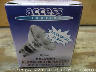 access Lighting Halogen Aluminized Reflector  120V 35W