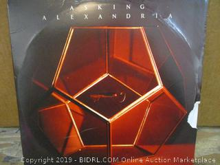 Asking Alexandria vinyl see pictures