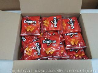 40 count Doritos nacho multipack