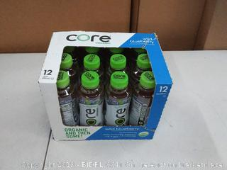 core organic wild blueberry nutrient-dense fruit hydration 12 pack
