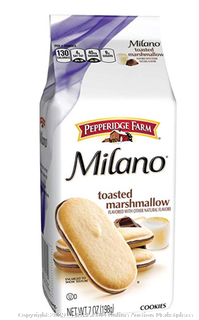 Pepperidge Farm Milano® Cookies Toasted Marshmallow - 7 oz x 4 packs
