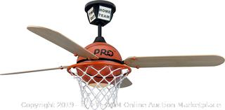 craftmade pro basketball fan with light and remote(Factory Sealed) COME PREVIEW!!!! (online $350)
