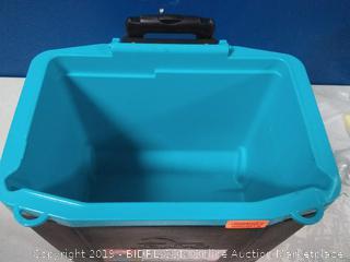 Igloo cooler missing top