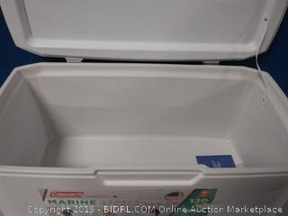 Coleman hundred 20 quart cooler