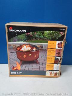 Landmann 28335 Big Sky Fire Pit (online $132)