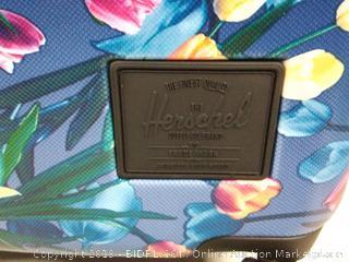 "herschel supply co. trade medium 27"" hardside spinner suitcase medium checked (online $165)"
