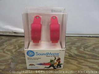 SoundMoovz Motion-Activated Musical Bandz
