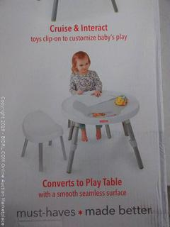 Skip-Hop explore and more baby's view 3-stage Activity Center (Online $129)