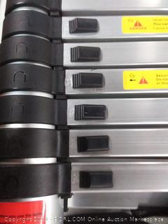 aluminum ladder 2.5 + 2.5m